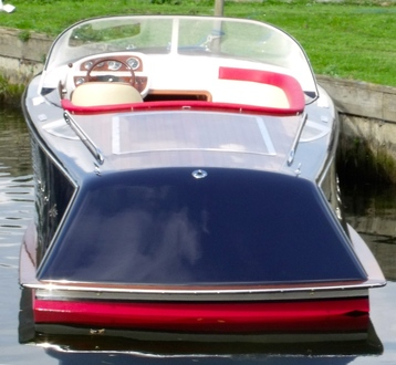 (37) Caprice Classic Sports Launch - Broadland Yacht Brokers