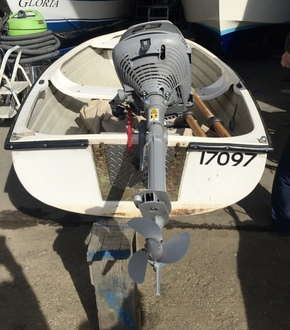 (7) Generic Dinghy   8ft - Broadland Yacht Brokers