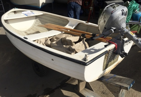 (2) Generic Dinghy   8ft - Broadland Yacht Brokers