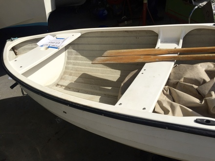 (5) Generic Dinghy   8ft - Broadland Yacht Brokers