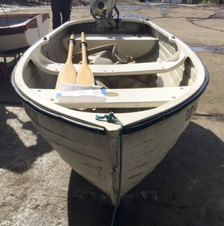 Generic Dinghy   8ft