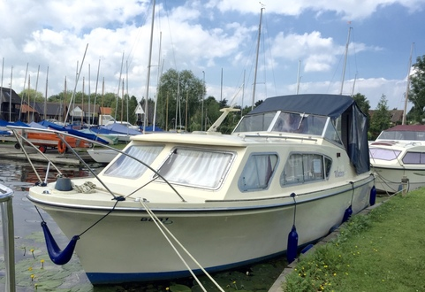 (24) Seamaster 27 - Broadland Yacht Brokers