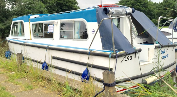 (29) Hampton Safari Mk 2 - Broadland Yacht Brokers
