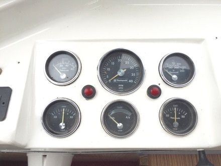 (28) Hampton Safari Mk 2 - Broadland Yacht Brokers