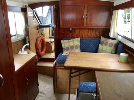 (6) Freeman 23 - Broadland Yacht Brokers
