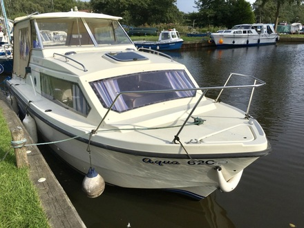 (13)  Shetland Four Plus Two - Broadland Yacht Brokers