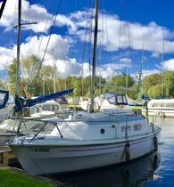 (Thumb) Westerly Warwick - Broadland Yacht Brokers