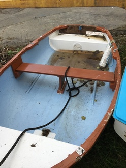 (5) Generic Dinghy   10ft - Broadland Yacht Brokers
