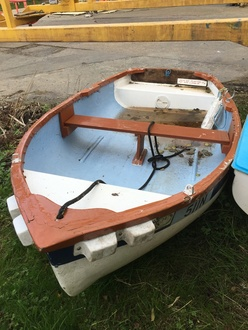 (4) Generic Dinghy   10ft - Broadland Yacht Brokers