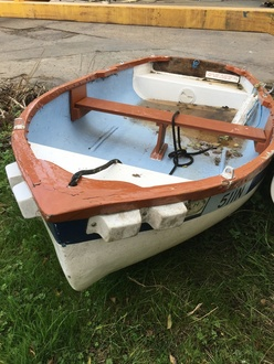 (2) Generic Dinghy   10ft - Broadland Yacht Brokers