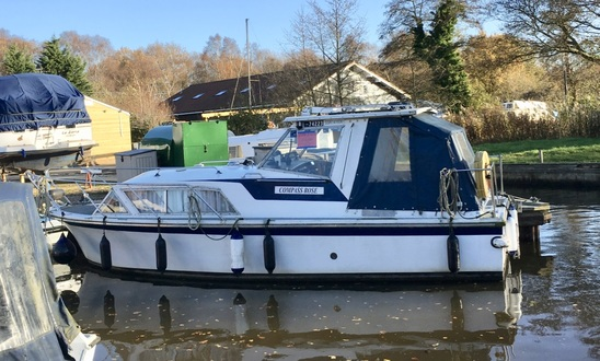 (14) Seamaster 25 - Broadland Yacht Brokers