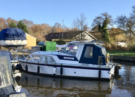 (15) Seamaster 25 - Broadland Yacht Brokers