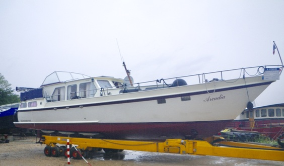 (7) Valkkruiser 1400 - Broadland Yacht Brokers