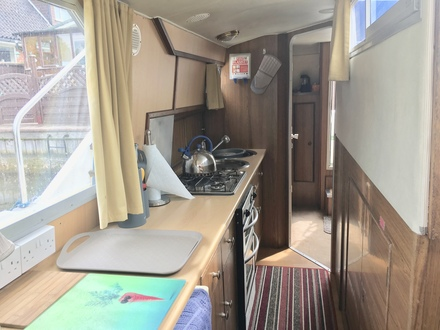 (16) Aquafibre 38 Lowliner - Broadland Yacht Brokers