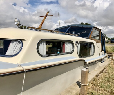 (36) Freeman 26 - Broadland Yacht Brokers