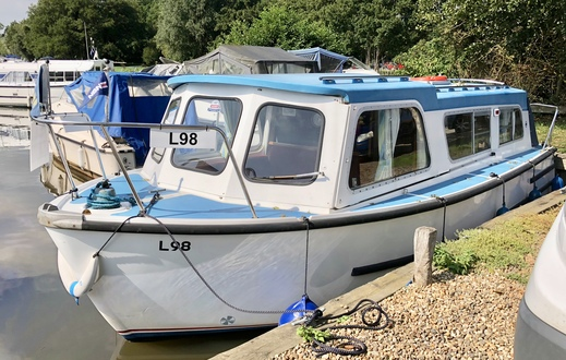 (27) Hampton Safari Mk 2 - Broadland Yacht Brokers