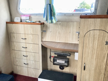 (19) Hampton Safari Mk 2 - Broadland Yacht Brokers