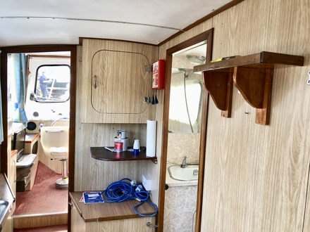(15) Hampton Safari Mk 2 - Broadland Yacht Brokers