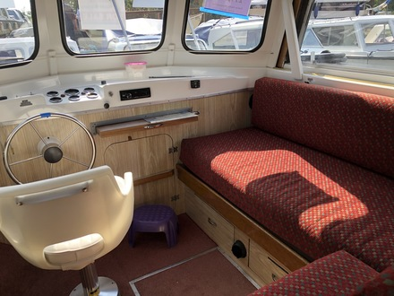 (2) Hampton Safari Mk 2 - Broadland Yacht Brokers