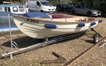 (Thumb) Norwegian Dinghy 14ft - Broadland Yacht Brokers