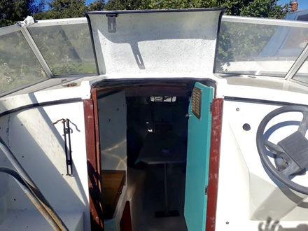 (5) Check Marine 20 Aft Cockpit - Broadland Yacht Brokers