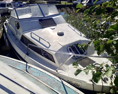 (1) Check Marine 20 Aft Cockpit - Broadland Yacht Brokers