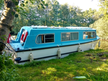 (10) Hampton Safari Mk 3 - Broadland Yacht Brokers