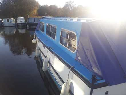(14) Hampton Safari Mk 3 - Broadland Yacht Brokers