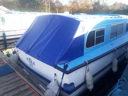 (13) Hampton Safari Mk 3 - Broadland Yacht Brokers