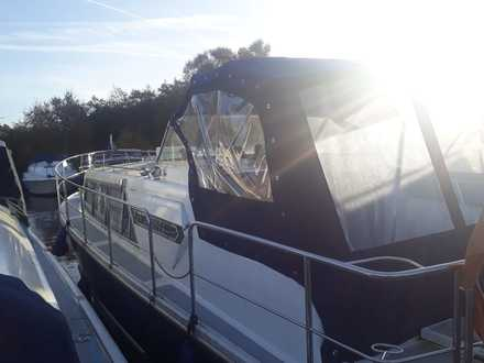 (10) Aquafibre Ocean 30 - Broadland Yacht Brokers