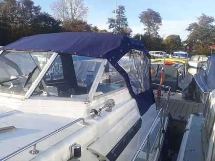 (8) Aquafibre Ocean 30 - Broadland Yacht Brokers