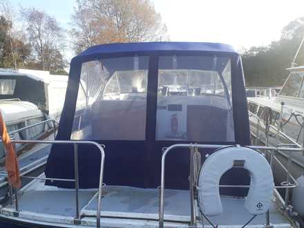 (4) Aquafibre Ocean 30 - Broadland Yacht Brokers