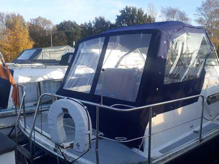 (6) Aquafibre Ocean 30 - Broadland Yacht Brokers