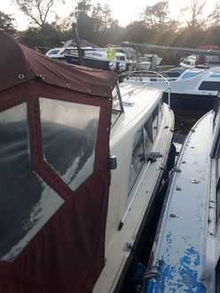 (13) Eastwood 24 - Broadland Yacht Brokers