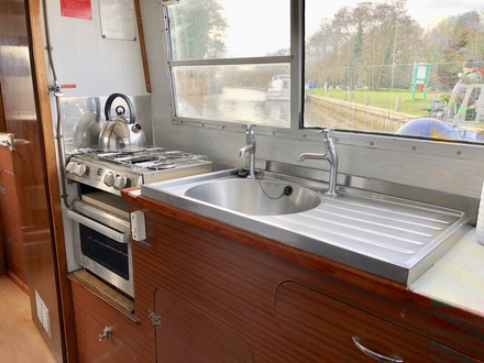 (17) Hampton Safari Mk II - Broadland Yacht Brokers