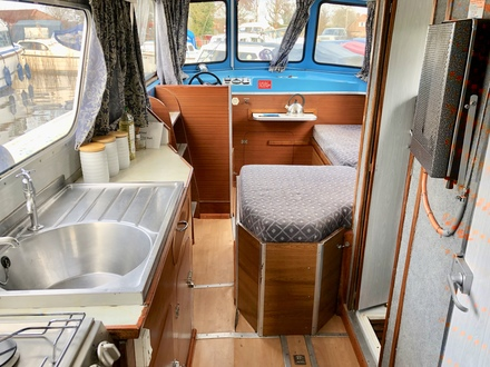 (2) Hampton Safari Mk II - Broadland Yacht Brokers