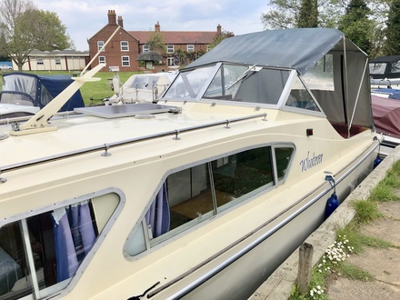 (19) Seamaster 27 - Broadland Yacht Brokers