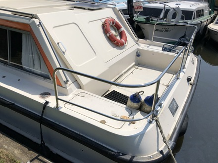 (26)  Calypso - Broadland Yacht Brokers