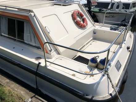 (25)  Calypso - Broadland Yacht Brokers