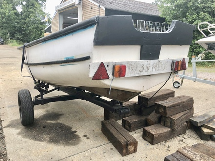 (6) GRP Dinghy 15ft - Broadland Yacht Brokers