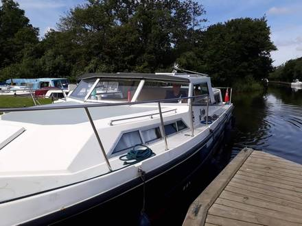 (55) Westward 38 - Broadland Yacht Brokers