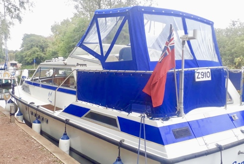 (13) Broom 32 - Broadland Yacht Brokers