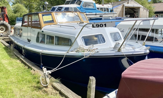 (1)  Broom Skipper - Broadland Yacht Brokers