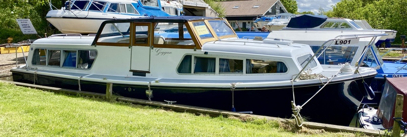 (2)  Broom Skipper - Broadland Yacht Brokers