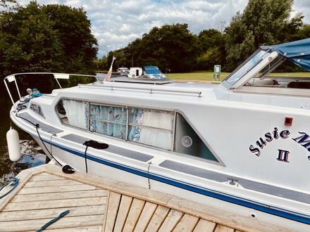 (8)  Ocean 30 MK II - Broadland Yacht Brokers