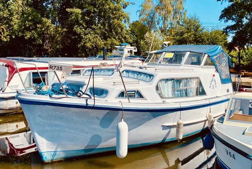 (18)  Ocean 30 MK II - Broadland Yacht Brokers