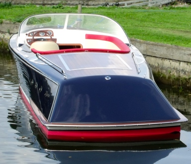 (40) Caprice Classic Sports Launch - Broadland Yacht Brokers