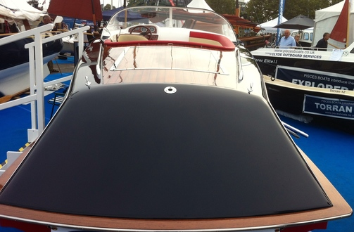(36) Caprice Classic Sports Launch - Broadland Yacht Brokers