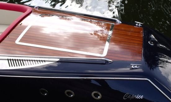 (18) Caprice Classic Sports Launch - Broadland Yacht Brokers