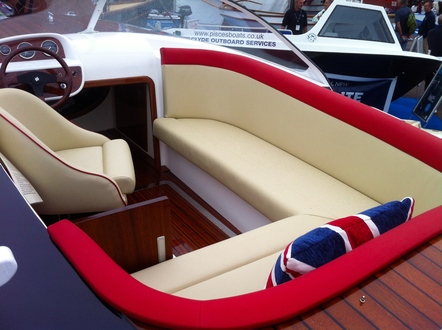 (2) Caprice Classic Sports Launch - Broadland Yacht Brokers